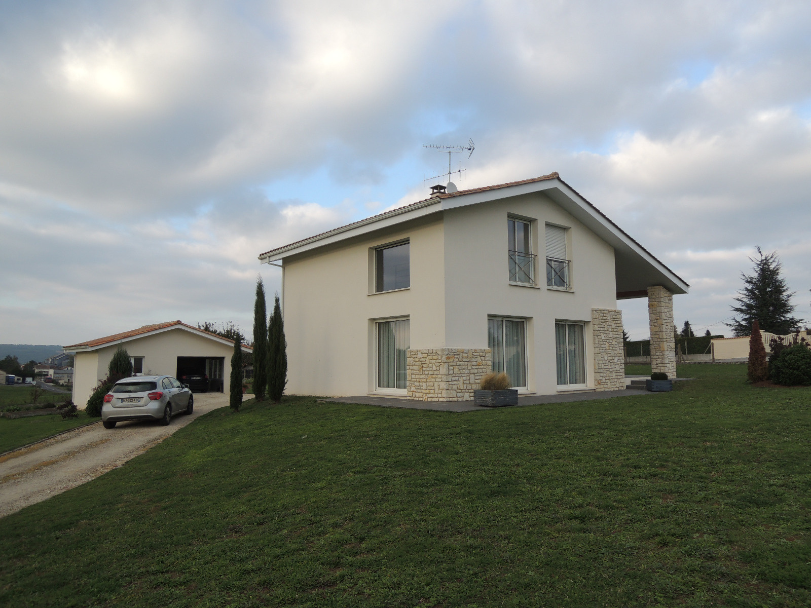 Property in France